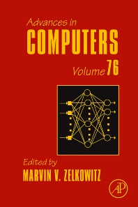 Advances in Computers, 1st Edition,Marvin Zelkowitz,ISBN9780123748119