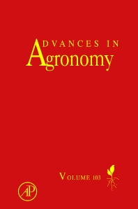 Advances in Agronomy, 1st Edition,Donald Sparks,ISBN9780123748195