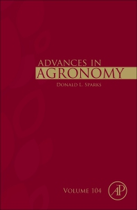 Advances in Agronomy, 1st Edition,Donald L Sparks,ISBN9780123748201