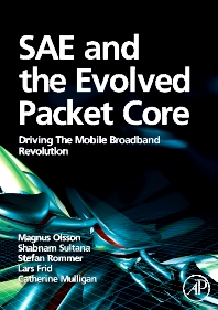 Cover image for SAE and the Evolved Packet Core