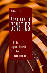 Advances in Genetics, 1st Edition,Theodore Friedmann,Jay Dunlap,Stephen F. Goodwin,ISBN9780123748317