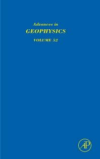 Advances in Geophysics, 1st Edition,Renata Dmowska,ISBN9780123749109