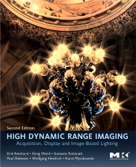 High Dynamic Range Imaging, 2nd Edition,Erik Reinhard,Wolfgang Heidrich,Paul Debevec,Sumanta Pattanaik,Greg Ward,Karol Myszkowski,ISBN9780123749147