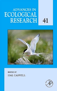 Advances in Ecological Research, 1st Edition,Hal Caswell,ISBN9780123749253