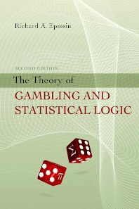 Cover image for The Theory of Gambling and Statistical Logic