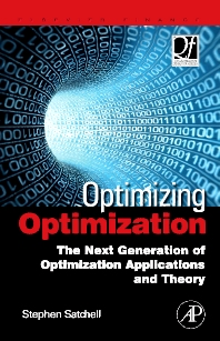 Optimizing Optimization - 1st Edition - ISBN: 9780123749529, 9780080959207