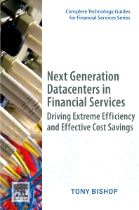 Cover image for Next Generation Datacenters in Financial Services