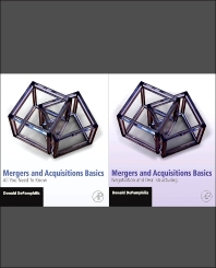 Mergers and Acquisitions Basics - 1st Edition - ISBN: 9780123749666, 9780080960999