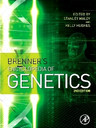 Brenner's Encyclopedia of Genetics - 2nd Edition