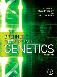 Cover image for Brenner's Encyclopedia of Genetics