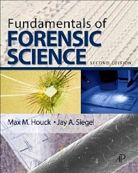 Cover image for Fundamentals of Forensic Science