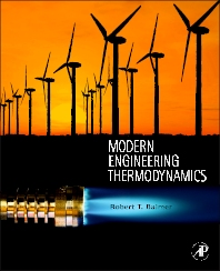 Cover image for Modern Engineering Thermodynamics