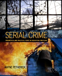 Cover image for Serial Crime