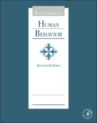 Encyclopedia of Human Behavior, 2nd Edition,Vilayanur Ramachandran,ISBN9780123750006