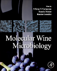 Cover image for Molecular Wine Microbiology
