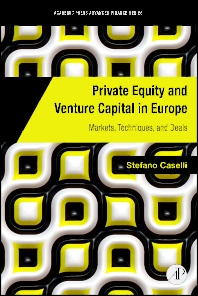 Cover image for Private Equity and Venture Capital in Europe