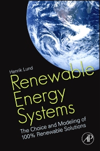 Renewable Energy Systems - 1st Edition - ISBN: 9780123750280, 9780080962993