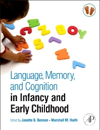 Cover image for Language, Memory, and Cognition in Infancy and Early Childhood