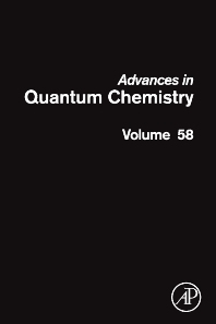 Advances in Quantum Chemistry, 1st Edition,John Sabin,Erkki Brandas,ISBN9780123750747