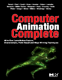 Cover image for Computer Animation Complete