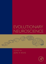 Cover image for Evolutionary Neuroscience