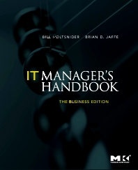 Cover image for IT Manager's Handbook: The Business Edition
