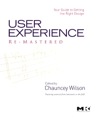 Cover image for User Experience Re-Mastered