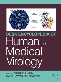 Cover image for Desk Encyclopedia of Human and Medical Virology