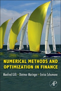 Cover image for Numerical Methods and Optimization in Finance