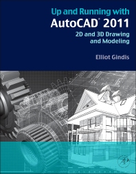 Cover image for Up and Running with AutoCAD 2011