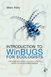 Cover image for Introduction to WinBUGS for Ecologists