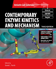 Cover image for Contemporary Enzyme Kinetics and Mechanism