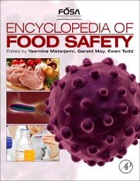 Cover image for Encyclopedia of Food Safety