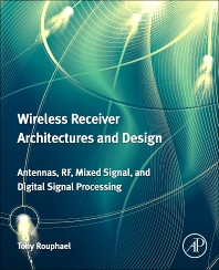 Cover image for Wireless Receiver Architectures and Design