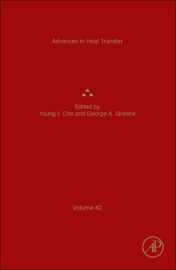 Advances in Heat Transfer, 1st Edition,Young Cho,George Greene,ISBN9780123786456