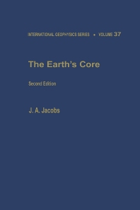 Cover image for The Earth's Core