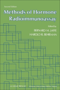 Methods of Hormone Radioimmunoassay - 2nd Edition - ISBN: 9780123792600, 9780323161268