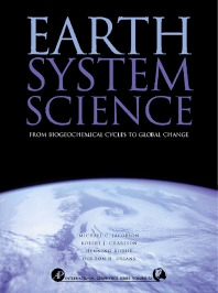 Cover image for Earth System Science