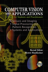 Cover image for Computer Vision and Applications