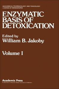 Cover image for Enzymatic Basis of Detoxication Volume 1
