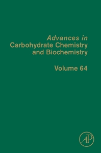Advances in Carbohydrate Chemistry and Biochemistry, 1st Edition,Derek Horton,ISBN9780123808547