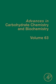 Advances in Carbohydrate Chemistry and Biochemistry, 1st Edition,Derek Horton,ISBN9780123808561