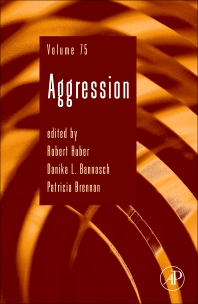 Cover image for Aggression