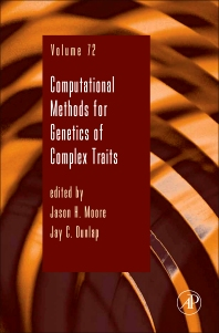 Cover image for Computational Methods for Genetics of Complex Traits