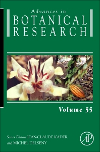 Advances in Botanical Research, 1st Edition,Jean-Claude Kader,Michel Delseny,ISBN9780123808684
