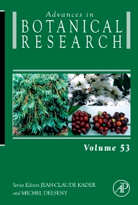Advances in Botanical Research, 1st Edition,Jean-Claude Kader,Michel Delseny,ISBN9780123808721