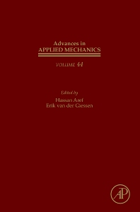Advances in Applied Mechanics, 1st Edition,Erik van der Giessen,Hassan Aref,ISBN9780123808783