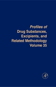 Profiles of Drug Substances, Excipients and Related Methodology, 1st Edition,Harry Brittain,ISBN9780123808844