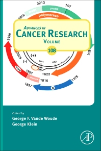 Advances in Cancer Research, 1st Edition,George Vande Woude,George Klein,ISBN9780123808882