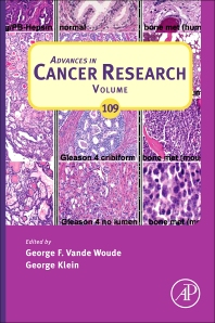 Advances in Cancer Research, 1st Edition,George Vande Woude,George Klein,ISBN9780123808905